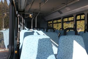 Wheel Chair Accessible with Lift & Seating for 36.